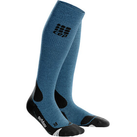 cep Pro+ Outdoor Merino Socks Women desert sky/black